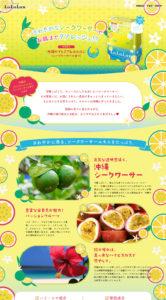 沖縄のプレミアムルルルン(シークワーサーの香り)